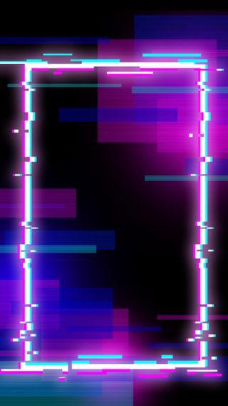 Обои на телефон сбой, экран, трогать, технология, технологии, телефон, неоновые, высокий, блокировка, neon glitch, hd, binary