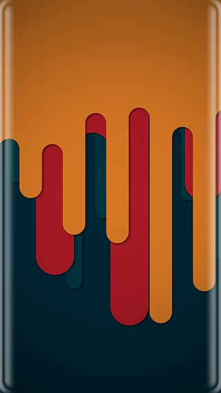 Обои на телефон военно морские, оранжевые, красые, красочные, грани, абстрактные, s7 edge