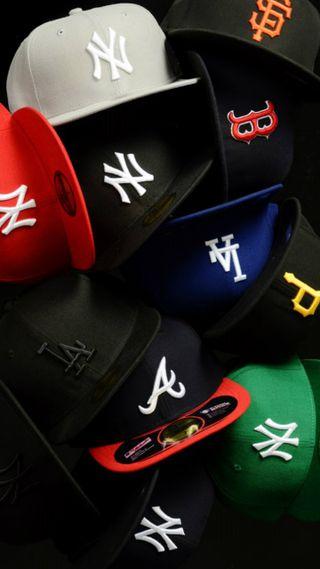 Обои на телефон бренды, новый, логотипы, ny, new era caps, new era, caps
