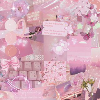 Обои на телефон мягкие, эстетические, розовые, каваи, soft pink aesthetic