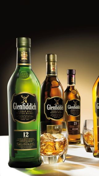 Обои на телефон один, виски, single malt, scotch whisky, glenfiddich scotch, glenfiddich