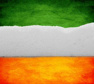 Обои на телефон ирландские, флаг, пиво, патрик, ирландия, pint, foam, ale
