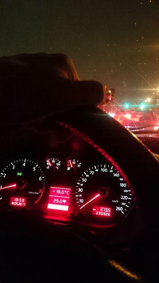 Обои на телефон турбо, черные, спорт, ночь, машины, красые, ауди, а3, cockpit, audi