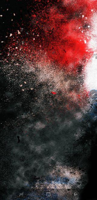 Обои на телефон цветные, микс, космос, галактика, вселенная, galaxy, explosions