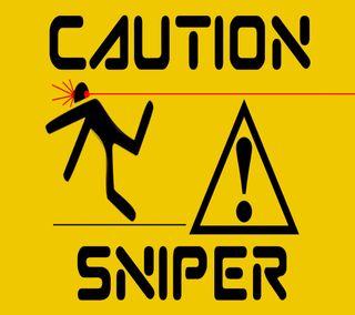 Обои на телефон юмор, снайпер, осторожно, оружие, забавные