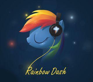 Обои на телефон пони, радуга, мой, милые, маленький, дружба, mlp, dash, cutie