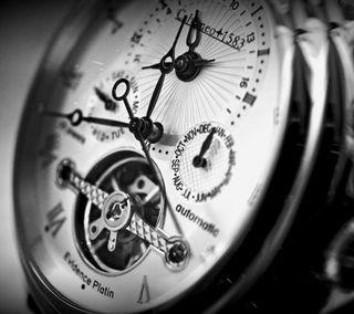 Обои на телефон часы, время, timeles