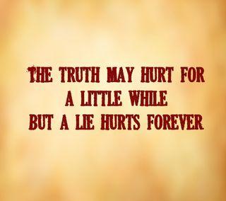 Обои на телефон болит, цитата, правда, поговорка, повредить, новый, навсегда, маленький, ложь, крутые, знаки, hurts forever