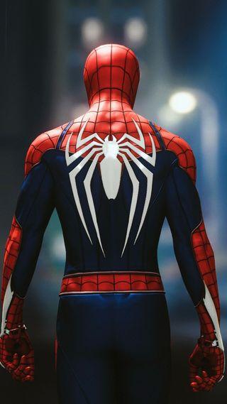 Обои на телефон человек паук, фильмы