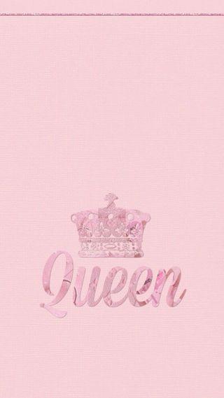 Обои на телефон корона, цитата, розы, розовые, королева, золотые, босс, lovr