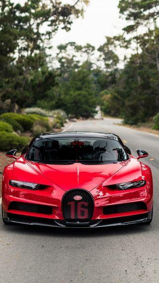 Обои на телефон чирон, бугатти, суперкары, спортивные, новый, машины, красые, гиперкар, америка, chiron 16, bugatti