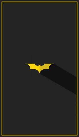Обои на телефон черные, серые, логотипы, желтые, бэтмен, s10, dc, an5, 2019