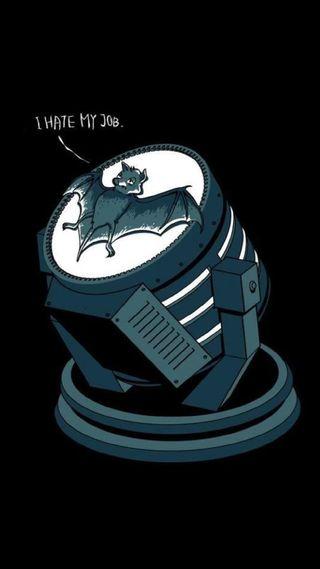 Обои на телефон летучая мышь, забавные, gfgf, funny bat