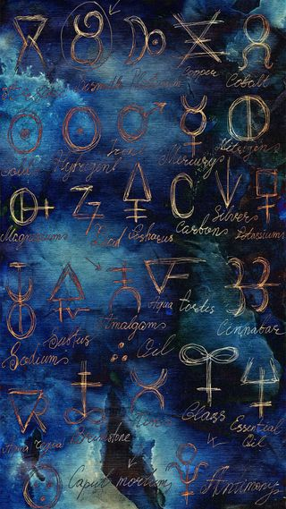 Обои на телефон символы, крафт, ведьма, witch craft, chemistry