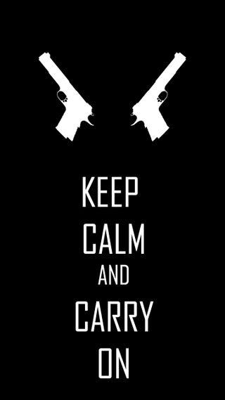 Обои на телефон спокойствие, keep calm, carry on, 1911