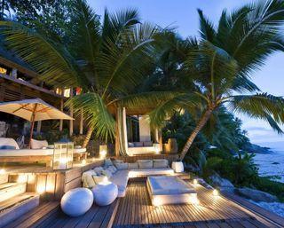 Обои на телефон пальмы, тропические, остров, деревья