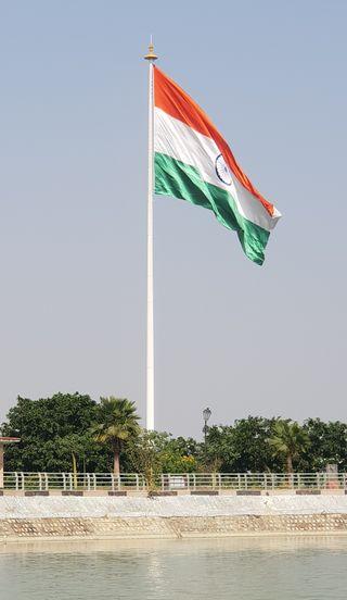 Обои на телефон флаги, флаг, индия, индийские, армия, puerto