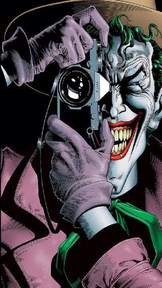Обои на телефон dc, the killing joke, бэтмен, комиксы, джокер, супермен, шутка