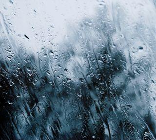 Обои на телефон природа, красота, дождь, windows