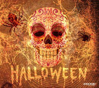 Обои на телефон фестиваль, хэллоуин, ужасные, страшные, zedgehallow