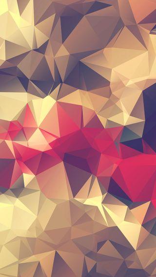 Обои на телефон геометрические, простые, красые, золотые, абстрактные, simple geometrics