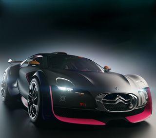 Обои на телефон турбо, черные, скорость, розовые, машины, колеса, дрифт, гоночные, автомобили, nitro, citroen survolt