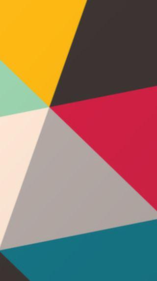 Обои на телефон треугольники, шаблон, текстуры, абстрактные