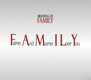 Обои на телефон семья, цитата, отец, мама, любовь, love, family means