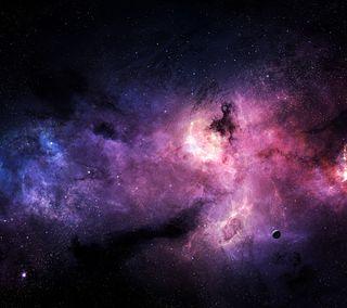 Обои на телефон космос, галактика, nexus, galaxy nexus, galaxy