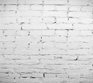 Обои на телефон кирпичи, текстуры, стена, белые, абстрактные, white brick wall