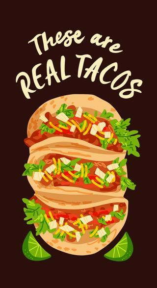 Обои на телефон мексика, юмор, сумасшедшие, реал, лол, горилла, these are real tacos, lol