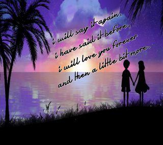 Обои на телефон флирт, цитата, ты, приятные, поговорка, новый, навсегда, маленький, любовь, знаки, love you forever, love