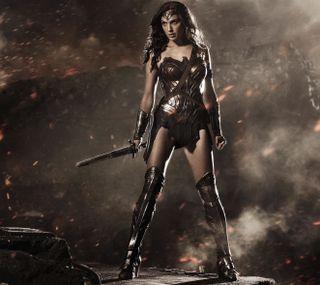 Обои на телефон чудо, женщина, супермен, супергерои, комиксы, бэтмен