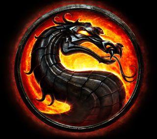 Обои на телефон мортал, комбат, дракон, dragon