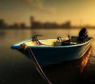 Обои на телефон лодки, hd
