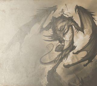 Обои на телефон дрейк, старые, легенда, крылья, змея, змеевидный, дракон, wyrm dragon, myth, dragon