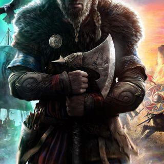 Обои на телефон рагнар, викинги, крид, история, игры, герой, геймер, ассасин, valhalla, axe