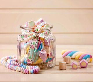 Обои на телефон конфеты, счастливое, сладости, рождество, милые, зима, winter sweets