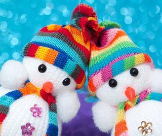 Обои на телефон снеговик, счастливое, снег, рождество, милые, красочные, зима, 960x800px