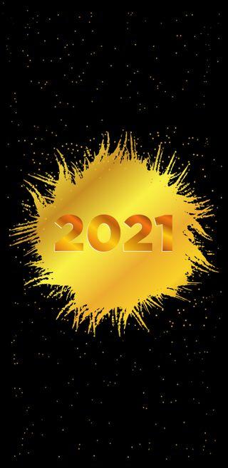 Обои на телефон черные, фон, счастливые, новый, золотые, год, амолед, new year wallpaper, new year 2021, golden 2021, amoled wallpaper, amoled black 2021, 2021