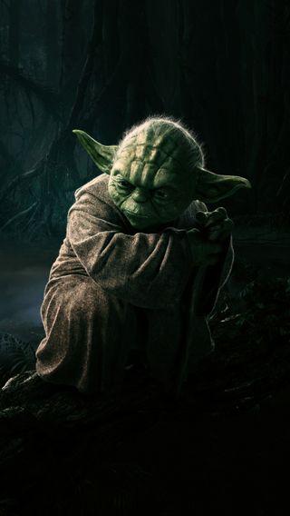 Обои на телефон джедай, фильмы, ситх, йода, зеленые, звезда, войны, star wars