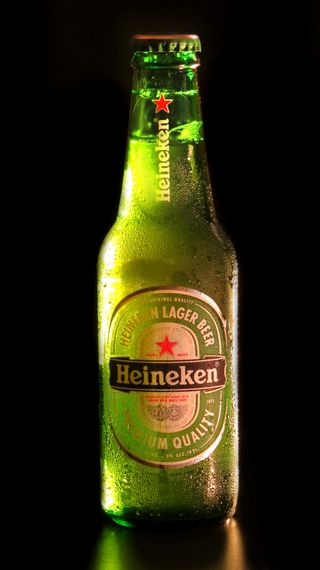 Обои на телефон холод, хейнекен, пиво, вода, бутылка, volume, lager, heineken, alcahol