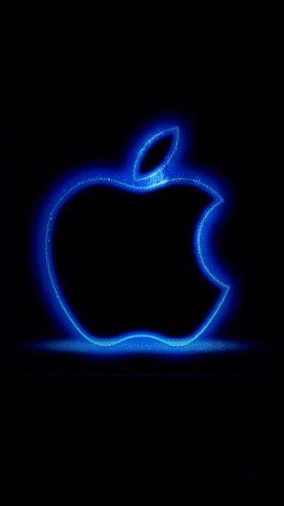 Обои на телефон эпл, логотипы, коричневые, apple