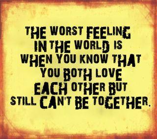 Обои на телефон эмо, чувства, цитата, ты, сердце, пара, одиночество, любовь, грустные, worst feeling, love, i love you
