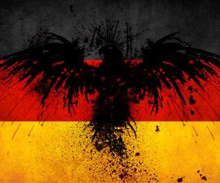 Обои на телефон германия, флаг, другие, flag of germany