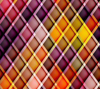 Обои на телефон мозаика, геометрия, шаблон, красочные, арт, абстрактные, rhombus, art