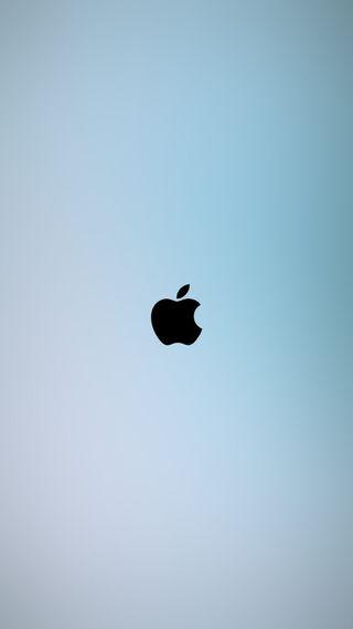 Обои на телефон эпл, черные, синие, логотипы, айфон, iphone x, iphone 5, iphone, apple