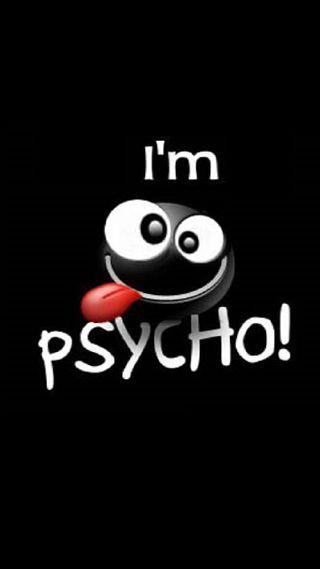 Обои на телефон психопат, лицо, забавные, funny face