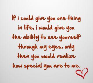 Обои на телефон цитата, специальные, себя, поговорка, новый, любовь, знаки, дружба, love, if i could give, give