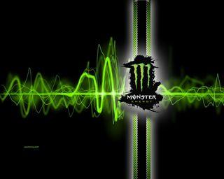 Обои на телефон электрические, энергетики, напиток, зеленые, гонка, monster energy tab, monster